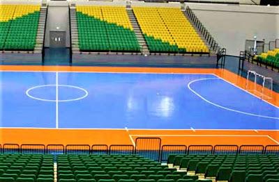 Lapangan Futsal Lantai Vinyl