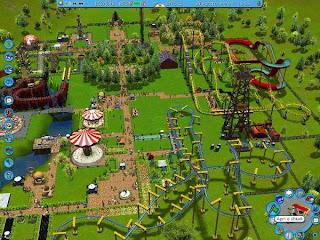 Roller Coaster Tycoon 3 Platinum (PC)