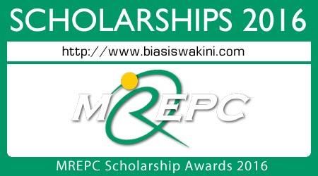 MREPC Scholarship Awards 2016