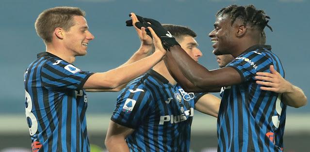 Atalanta vs Spezia – Highlights