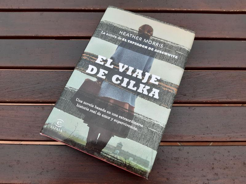 El viaje de Cilka de Heather Morris