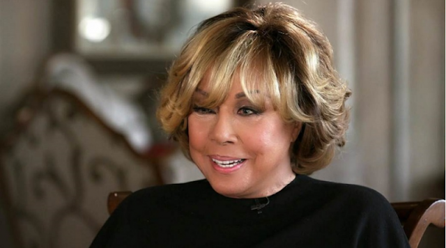 VIDEO Actress Diahann Carroll: 'We've Never Had A President Like Trump And We Will Never Have Again In The Future, So Just Respect His Efforts For This Nation! Or Leave The Country. Do You Support Her?