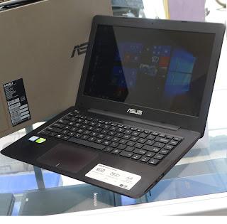 Laptop Gaming ASUS A456U Core i5 Gen.7 Second