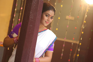 Poorna in Avanthika Movie Stills Stunning Beauty Poorna in Saree from movie Avanthika
