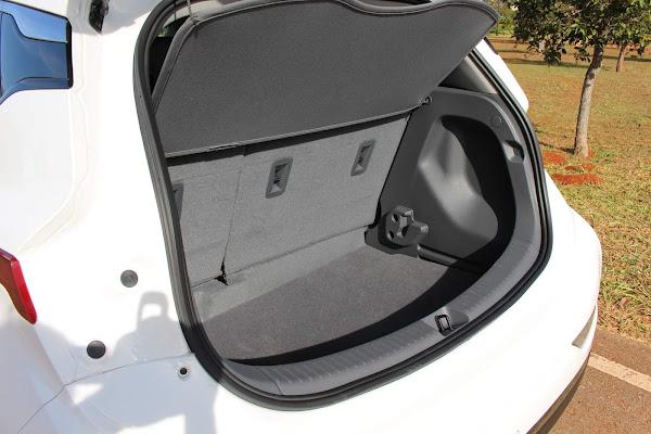 Chevrolet Bolt 2021 - porta-malas de 478 litros