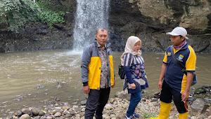DPU Kota Bandung Kembali Beraksi, Penataan Curug Sigay