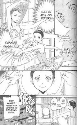 """manga """"En Scène !"""" tome 1  - extrait 03"""