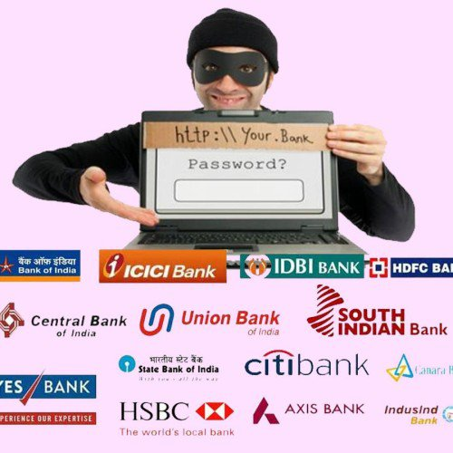Us Report Says Phishing in 24 Banks Websites Information