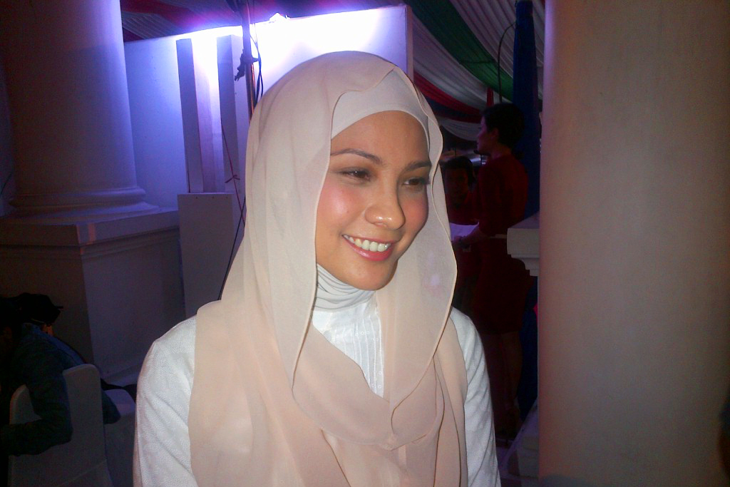 Rachel Maryam mantan artis jadi Legistalotr anggota DPR