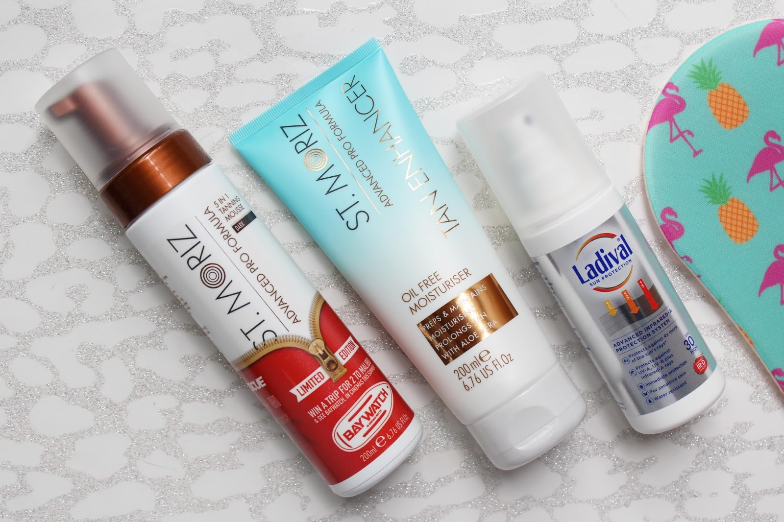 Tan & Protect for Summer