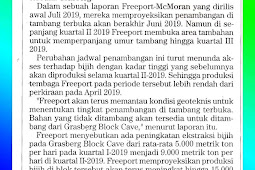 Freeport Extends the Age of the Grasberg Mine
