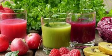 8 receitas deliciosas de sucos detox
