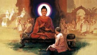 Buttare via l'ego - Buddha