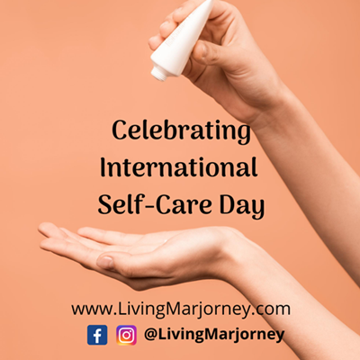 Celebrating International Self-Care Day