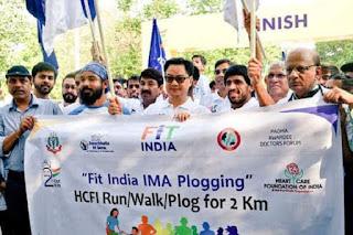 rijiju-flag-hoist-for-fit-india-run