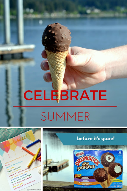 celebrate summer before it's gone with a summer bucket list
