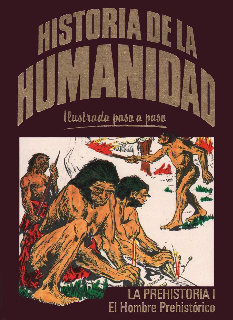 Los Comics De Machete La Prehistoria