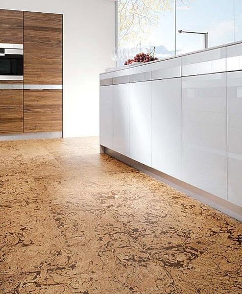 Tunne tilat ihan kamala vai kamalan ihana korkkilattia Sustainable cork flooring