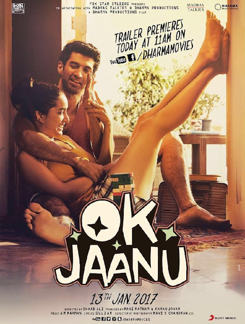 OK Jaanu (2017) ταινιες online seires oipeirates greek subs