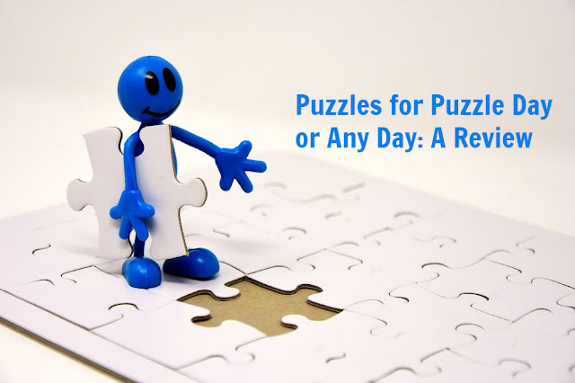 Puzzles for Puzzle Day or Any Day: A Review