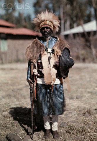 Colour Photos of Life in Ethiopia 1931  vintage everyday