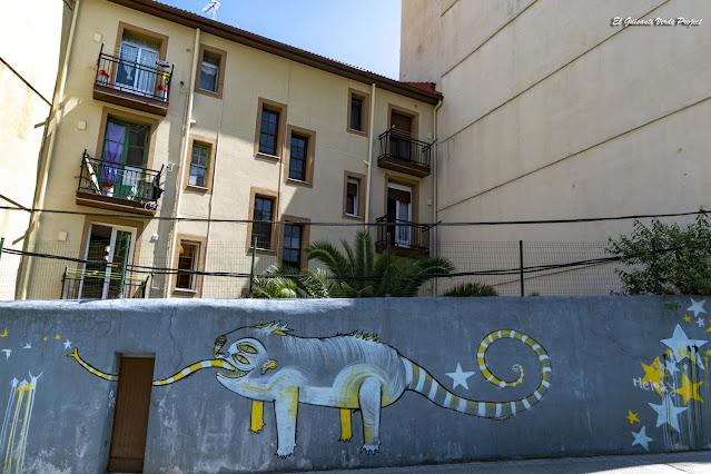 El Hombre Viento, de Jeremías Pau Toledo - Gimnasio 7, Bilbao por El Guisante Verde Project