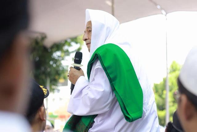 Habib Luthfi bin Yahya: Punya Andil Apa Kalian Untuk Merah Putih? Tolong Jangan Kecewakan Leluhur