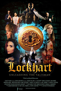Lockhart: Unleashing the Talisman (2016) Dual Audio Hindi BluRay 480p