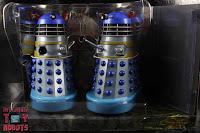 Doctor Who 'The Jungles of Mechanus' Dalek Set Box 05