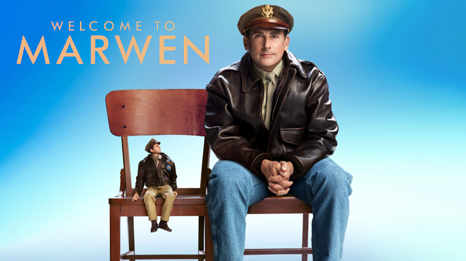 Bienvenidos a Marwen (2018) BRRip Full HD 1080p Latino-Ingles
