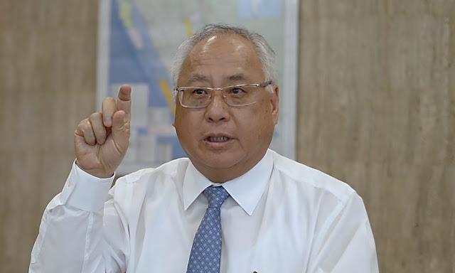 Juan Carlos Liu Yonsen: Actual ministro de Energía y Minas asesoró a Odebrecht