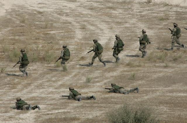Ατύχημα κατά τη διάρκεια στρατιωτικής άσκησης στην Κύπρο – Τραυματίες πέντε Έλληνες στρατιώτες