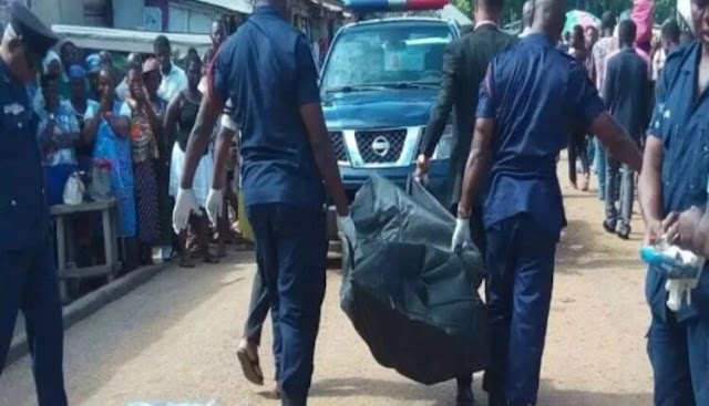 Twenty-five-year-old lady found dead in a guest house
