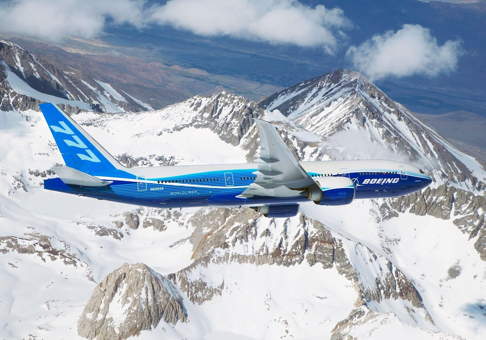 Boeing 777 Wallpapers  Download