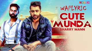 Cute Munda Song Lyrics