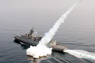 Korea Selatan Lepaskan Tembakan Peringatan