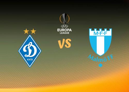 Dinamo Kiev vs Malmö  Resumen