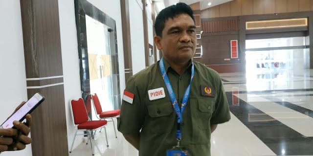 Samsul Bahri Terpilih Secara Akkamasi Sebagai Ketua KONI Pidie 2021-2025