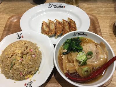 れんげ食堂Toshu(東秀)の東秀セット