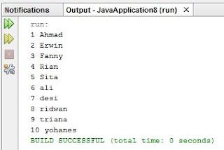 Mengurutkan data array