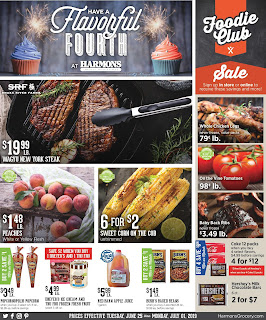 ⭐ Harmons Ad 7/9/19 or 7/10/19 ✅ Harmons Weekly Ad July 9 2019