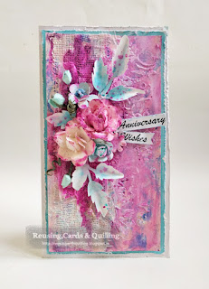 http://reusingwithquilling.blogspot.in/2016/07/tall-mixed-media-card.html