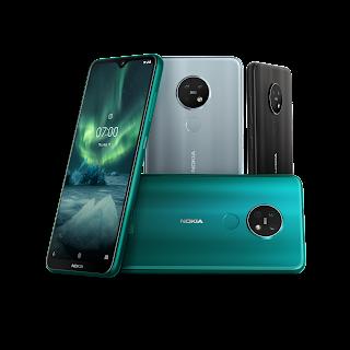 Nokia 7.2 Nokia 6.2 Nokia 5g