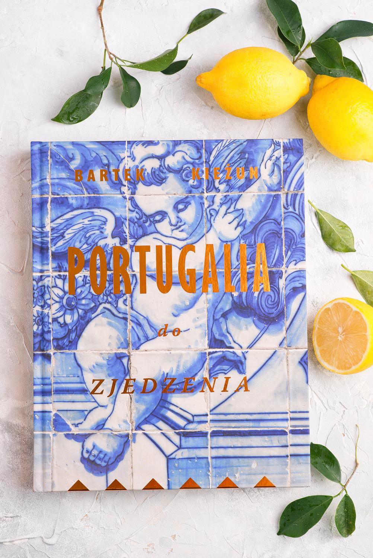 """Bartek Kieżun """"Portugalia do zjedzenia"""" - recenzja książki"""