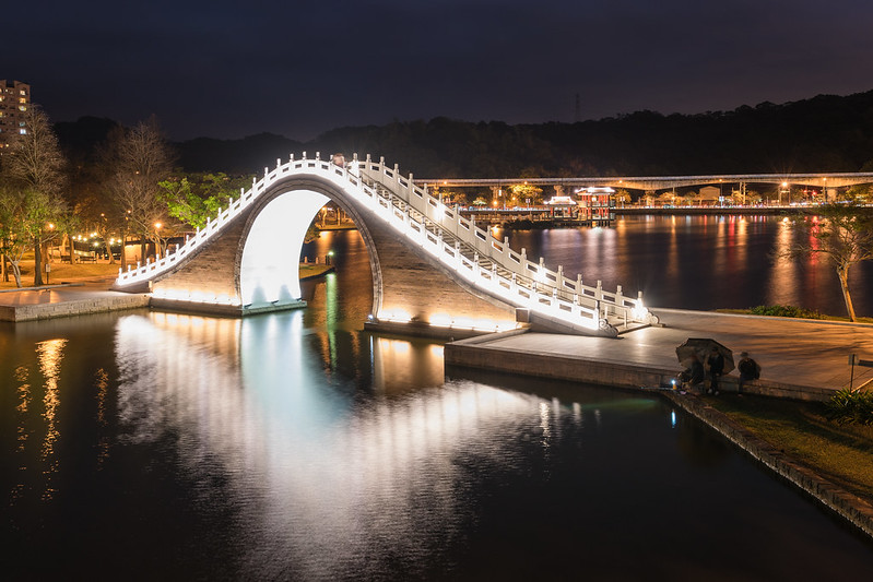 bridges in taiwan