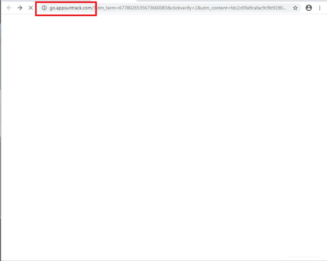 redirecciones a Appsuntrack.com