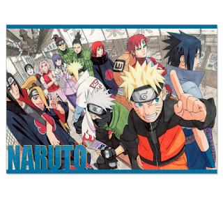 Anime to ittara, yahari Naruto ga ichiban yuumei desu ne. Daredemo shitte iru to omoimasu