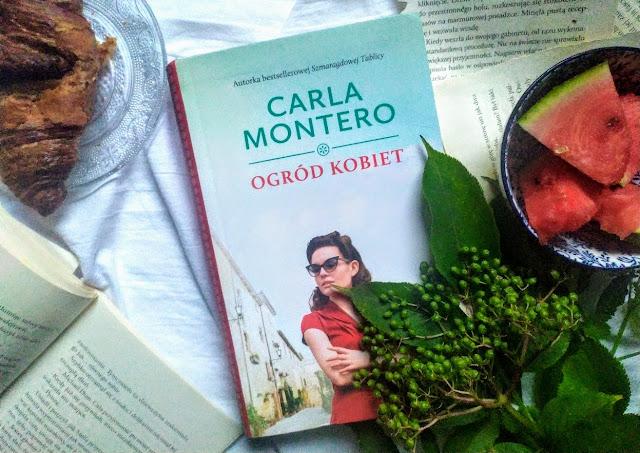 Wydawnictwo Rebis -  Carla Montero - Ogród Kobiet