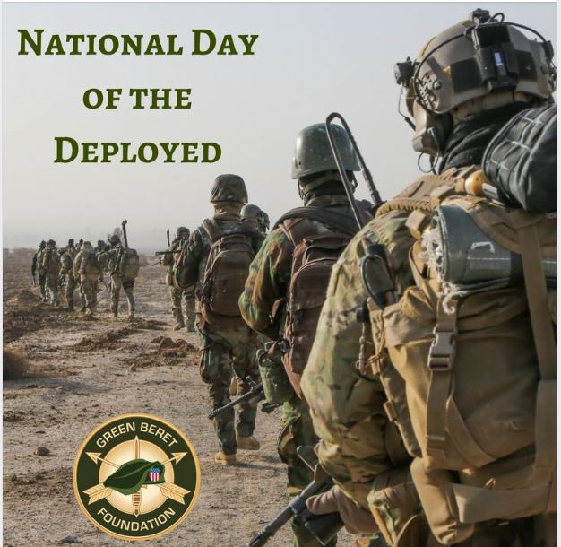 National Day of the Deployed Wishes Pics