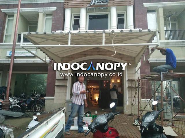 canopy membrane loby hotel